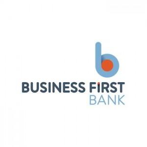 Business First Bank Logo