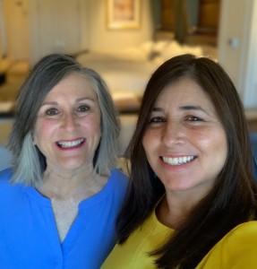 Nita Gassen And Judy Schott