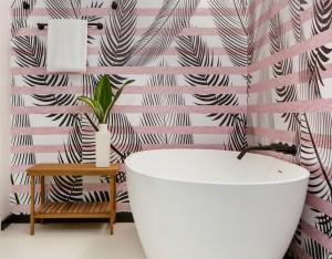 Hotel Fontenot Suite Bathroom Credit Cris Molina For Kimpton Hotels Restaurants